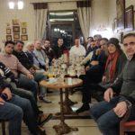 Την πίτα του 2020 έκοψε την Τετάρτη 22 Ιανουαρίου, στις 8.0 μ.μ., στο «Αιγές Μέλαθρον», ο Σύλλογος Ζαχαροπλαστών Βέροιας.